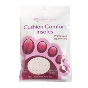 Carnation Cushion Comfort Insoles