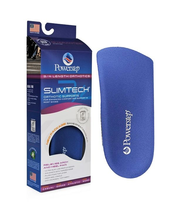 Slimetech Box And Insole