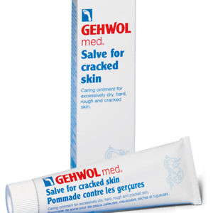 GEH180 GEH185 Gehwol Med Salve For Cracked Skin Tube