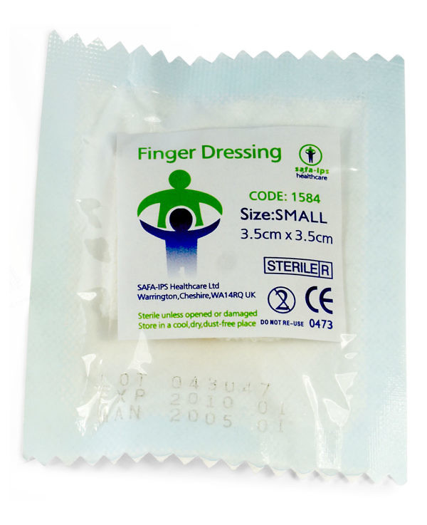 STA631 Sterlie Finger Dressings