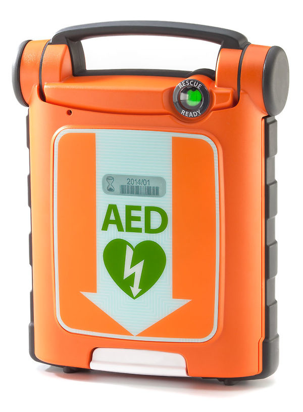 Cardiac Science Powerheart G5 AED Automatic Defibrillator