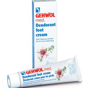 Gehwol Deodorant Foot Cream