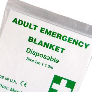 Foil Emergency Blankets