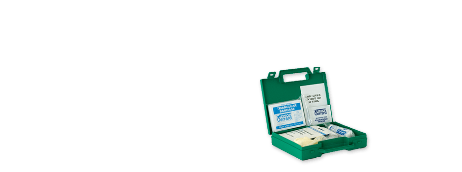 FirstAidFast Website Slider Firstaidkit